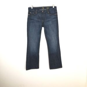 7 For All Mankind KIMMIE Bootcut Jeans    Size: 32